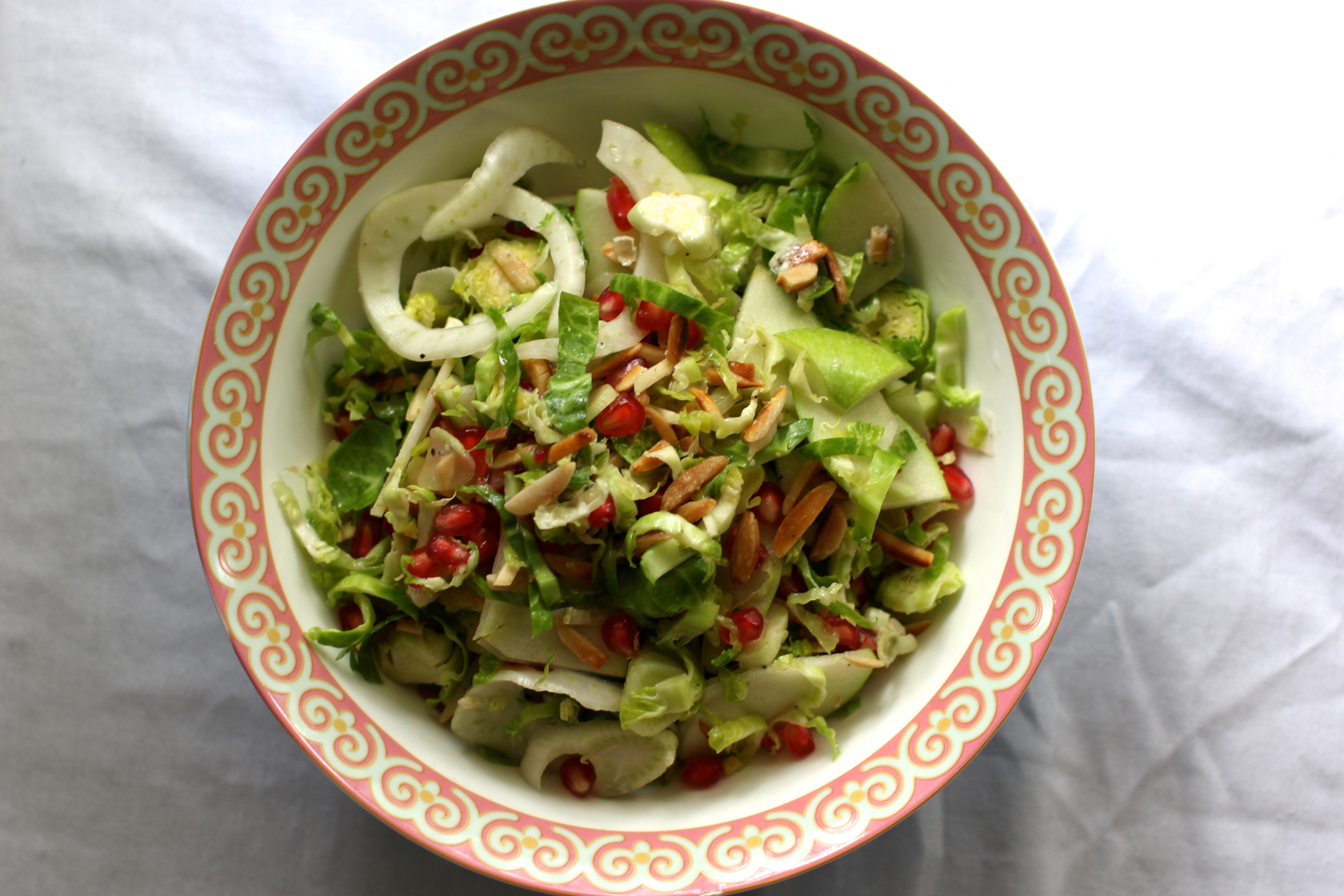 warm brussels sprout salad warm brussels sprout salad brussels sprouts ...